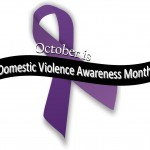 October Domestic violence awareness