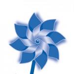 Pinwheel facebook profile pic 200x200